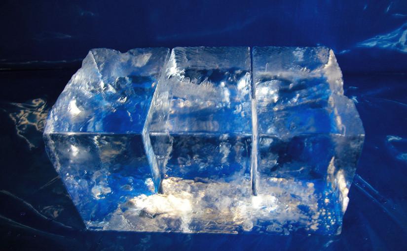 角氷六つ切り一貫