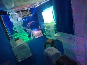 氷の竜宮城